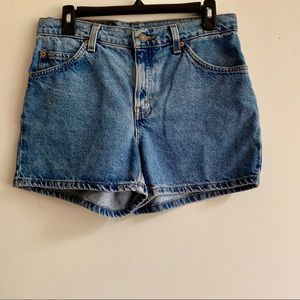Levi's 941 Regular Fit Shorts